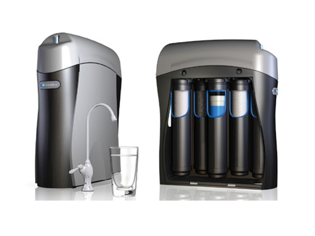 Kinetico K5 Pure Plus Drinking Water Station